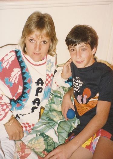 Tania Shefer & Misha Lindenberg (undated)