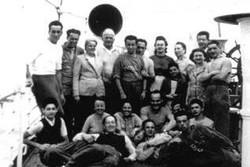 Barco de Checoslovaquia