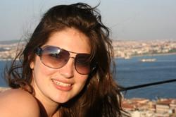 Emily Grunewald -- 2006, Istanbul, Turkey