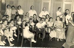 El Club (Centro Israelita) -- Children and parents