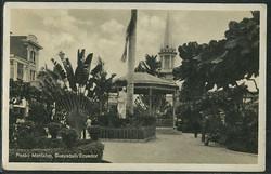 Guayaquil -- Paseo Montalvo