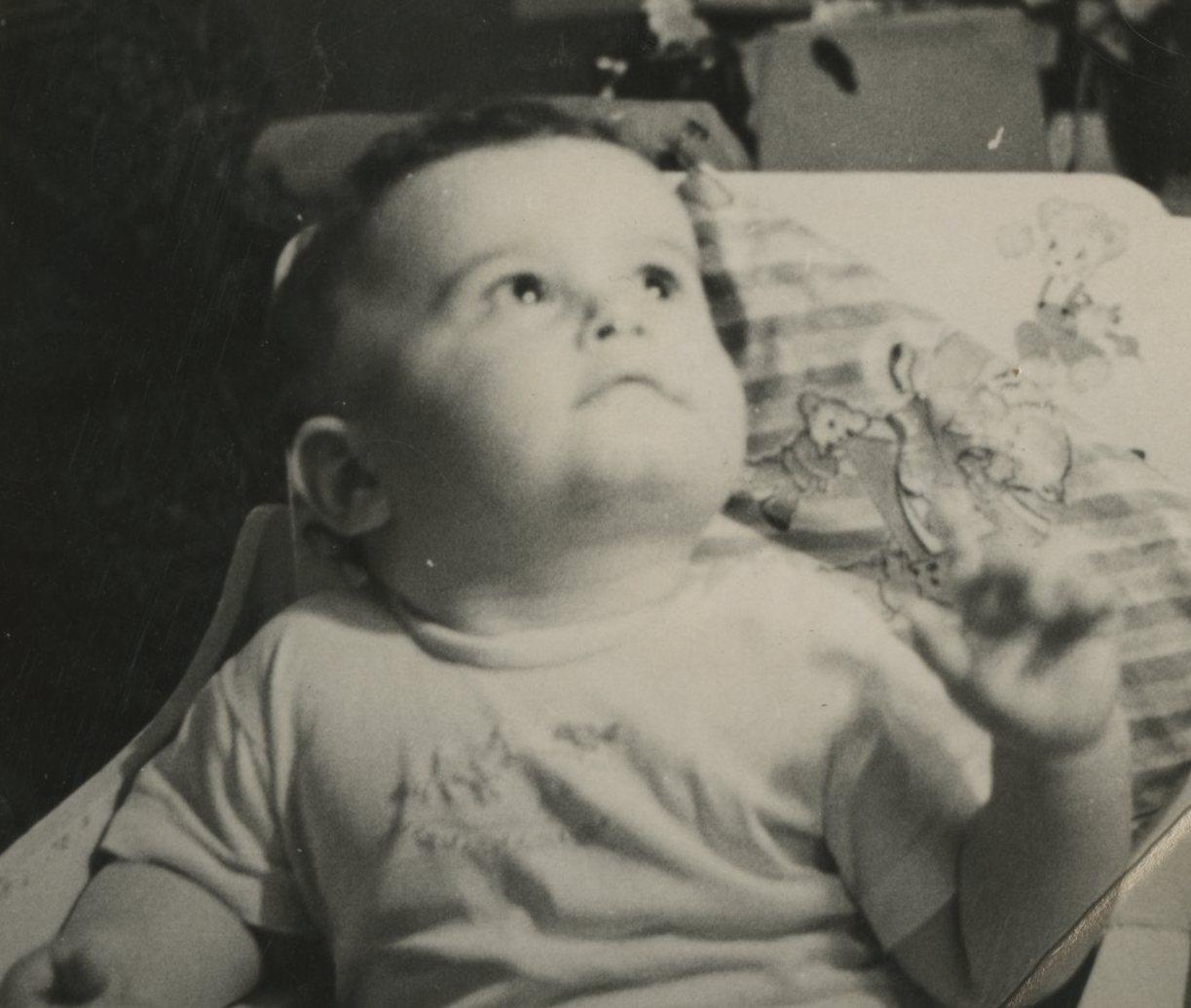 Niko Sifnaghel -- ca 1951, Guayaquil