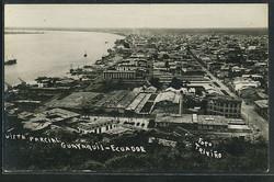 Guayaquil -- Vista parcial de Guayaquil