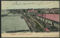 Guayaquil -- Vista general del Malecon