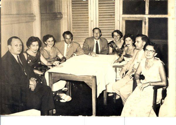 GRUNEWALD, YARO, PAPIS, ETC