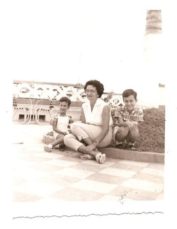 Playas -- Michael, mother and me.jpg