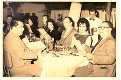 FISCHLERS, LOS HOLTZ, MANEA SIFNAGHEL, ALFREDO CZARNINSKI