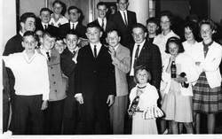 1964 and more__In this photo_  Carlos Beck, Eli Grun, Irving Rosenberg, Roberto Isacovici, Pablo Str