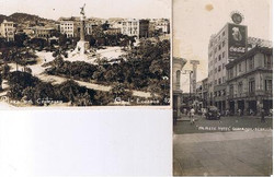 From Cati Holland (nee Cohn) of Hadera, Israel_  These two cards were sent by Gertrud Janowitzer to