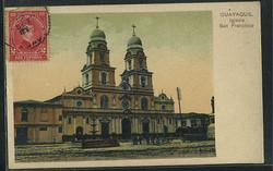 Guayaquil -- Iglesia San Francisco