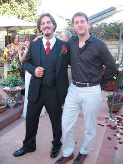 Daniel and Eric Ratner -- 2008, Chula Vista, CA