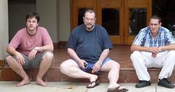 Daniel, Niko & Adam Shefer