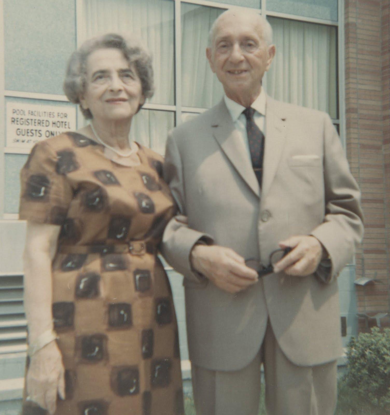 Lieschen and Gustav Gumpel