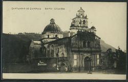 Quito -- Santuario de Guapulo