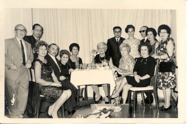 HIRSCH,  WALO, FELMAN, LUCY, ALICIA, YARO ETC