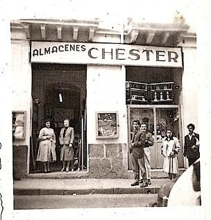 Abraham Schaechter's store on Calle Olmedo, Quito, near the Plaza del Teatro Sucre.jpg
