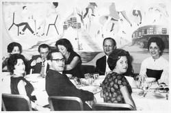 Grunewald, Zurita, Rubinstein (consul USA), Czarninski