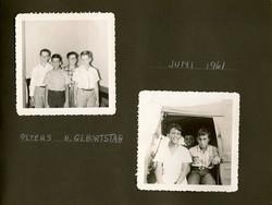 Peter Albers birthday -- June 1961