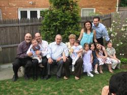 Wellisch Family -- April 2008