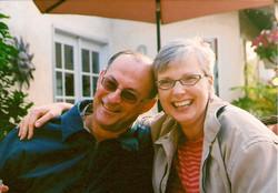 Fred Grunewald & Marilyn Grunewald (nee Prooth) -- 2009, Chula Vista, CA