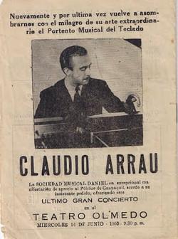 CASA CULTURA -- Various programs that appeared at Casa de la Cultura (Guayaquil)