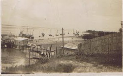 This photograph was taken in 1936, and it shows Posorja.jpg  That's what my father wrote on the back