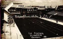 Guayaquil -- La Piscina Olimpica