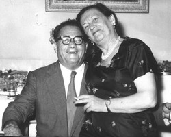 Manea Sifnaghel and Lucy Fischler -- Undated, Guayaquil