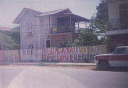 While cleaning up, I found some more photographs.  These were taken in 1993 when I visited Ecuador.j