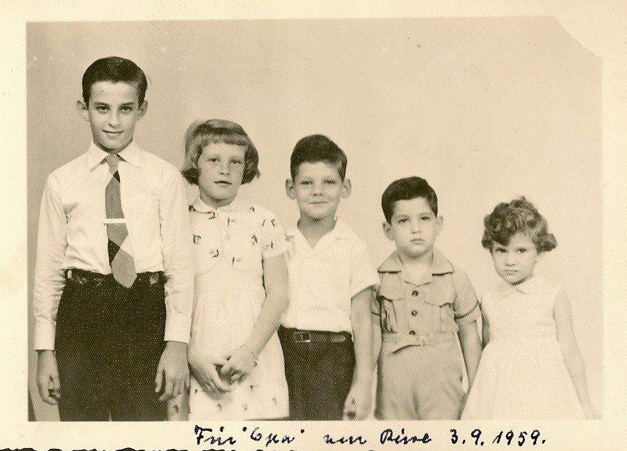 Cousins (from left - right)_  Fred Grunewald, Peggy Grunewald.jpg