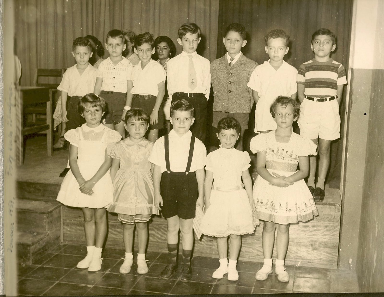 School award ceremony at Escuela Americana -- ca. 1957, Guayaquil.jpg