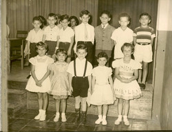 School award ceremony at Escuela Americana -- ca. 1957, Guayaquil.jpg