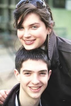 Emily & Jonathan Grunewald -- 2006, New York City