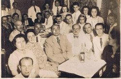 Despedida Tannenbaum -- April 1941, Guayaquil