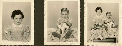 Lynn & Jerry Gumpel -- 1956