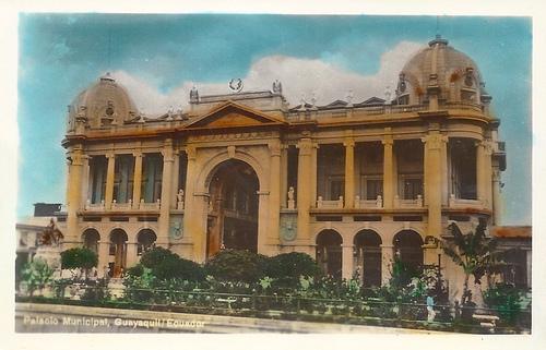 Guayaquil -- Palacio Municipal
