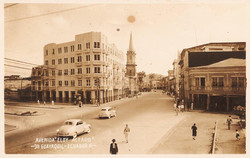 Our first apartment in Guayaquil.  When I was born, we lived on Avenida Olmedo y Pedro Carbo.jpg
