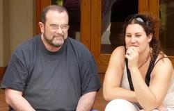 Niko and daughter Orit Shefer-Prahm