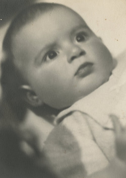 Katja Sifnaghel -- November 1941
