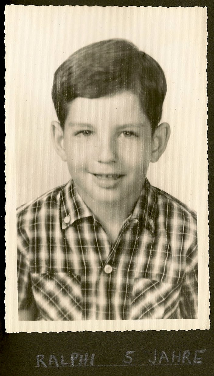 Ralph Grunewald -- 1961, Guayaquil