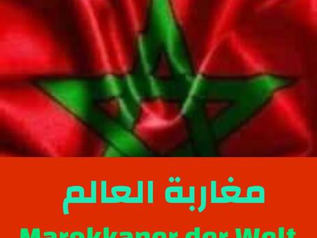 Nachrichten über gestrandete Marokkaner