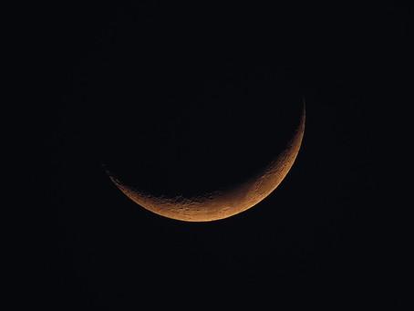 Astronomische Aussage zum Beginn des Ramadan 1441 - (2020)