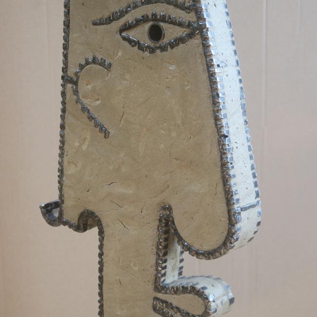 Cement Head #1