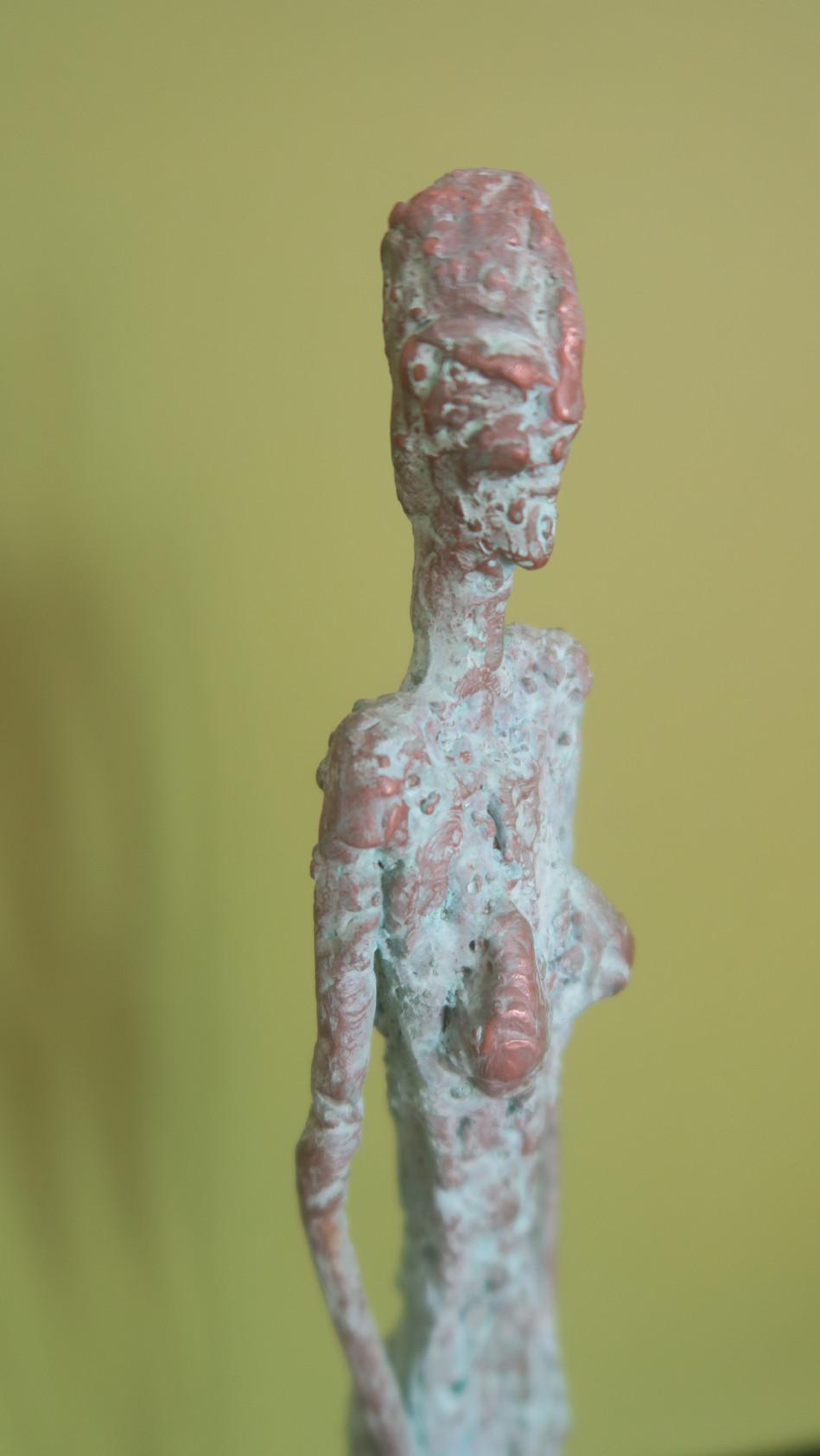 Jacomina #1 - resin bronze