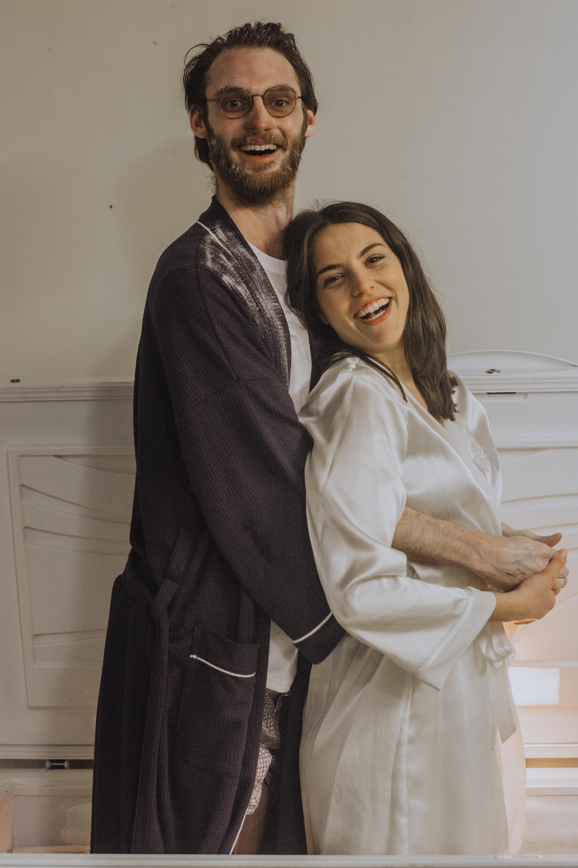 Alex Westrick & Kelly Figley