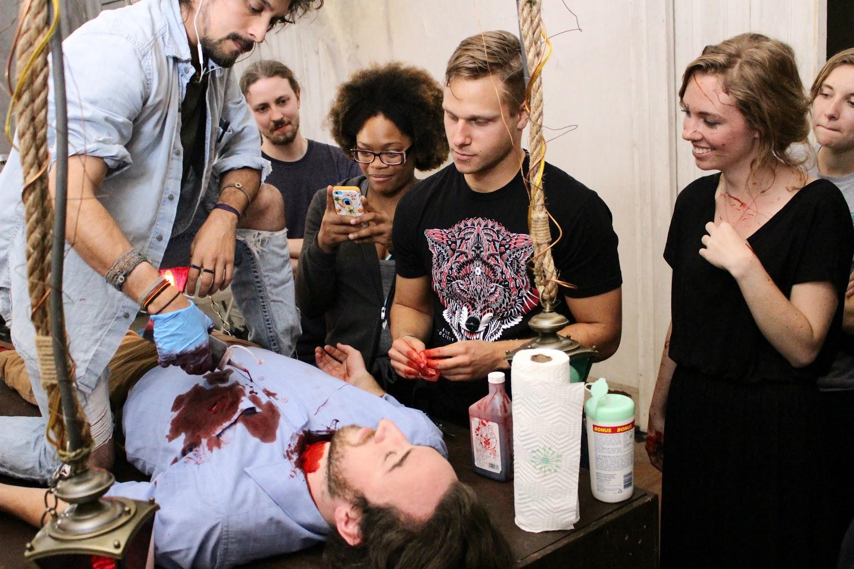 Jac K, Taylor W, Ben R, & Bridget M