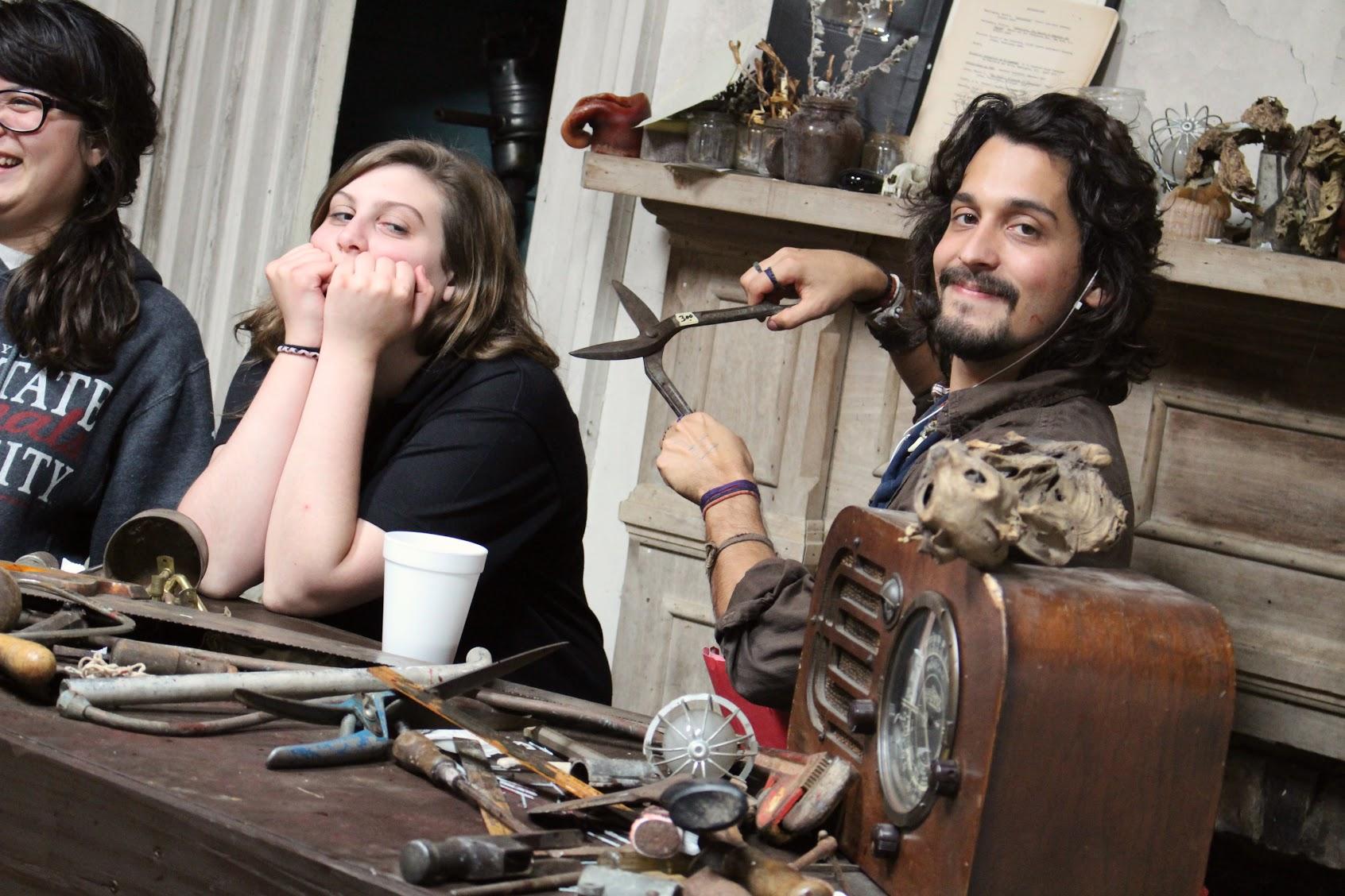 Abigail Urbik & Jac Kessler