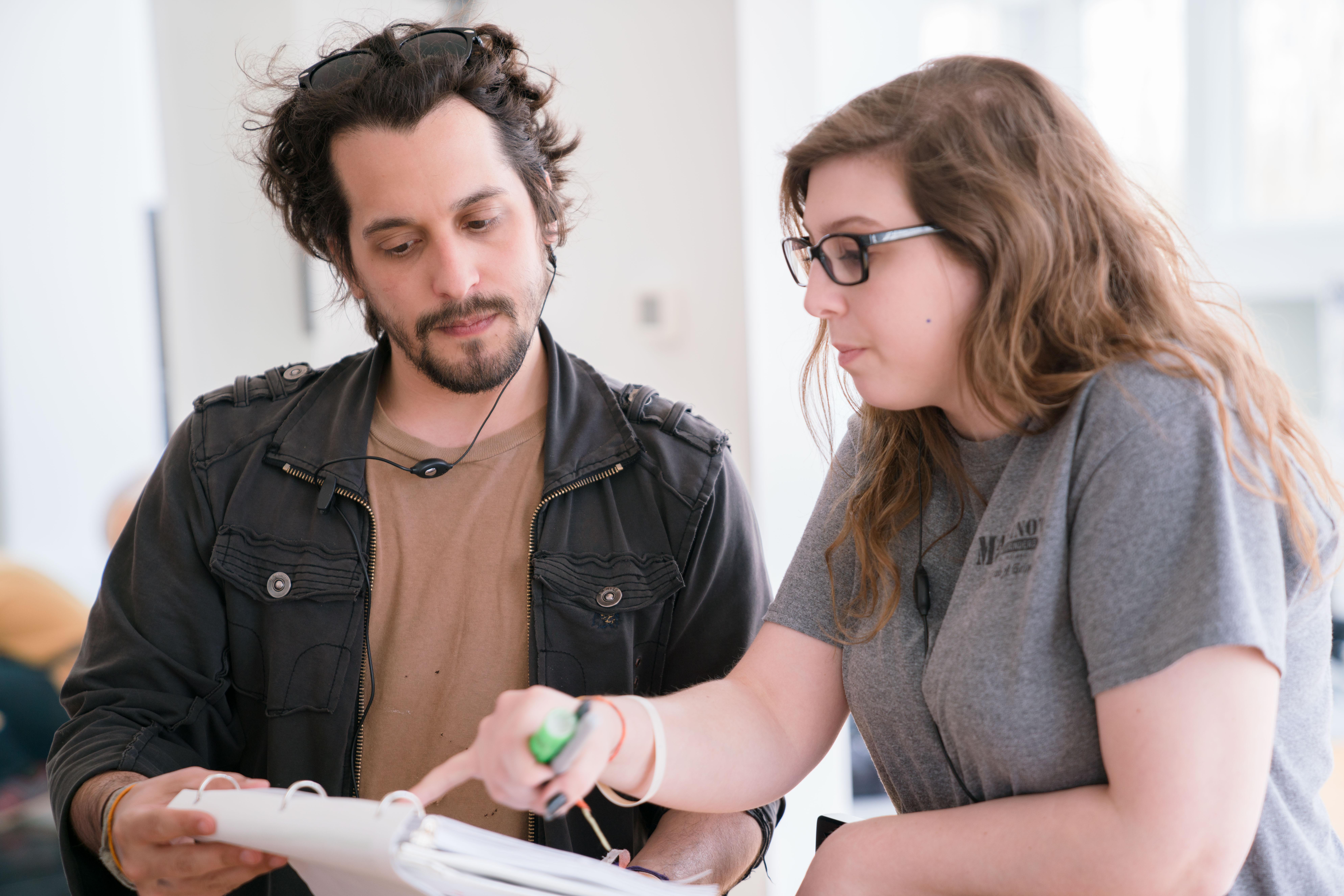 Jac Kessler & Abigail Urbik