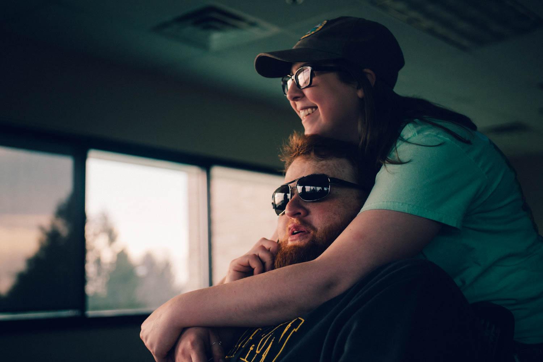 Ryan Faust & Abigail Urbik