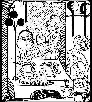 Dîner et brunch médiévaux...